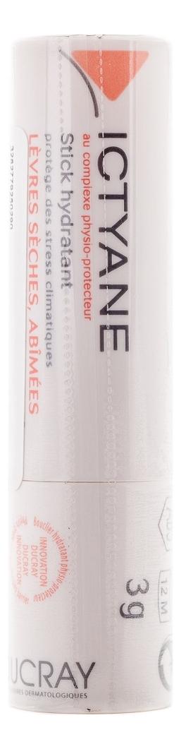 Стик для губ Ictyane Stick Hydratant 3г moisturizer hydratant