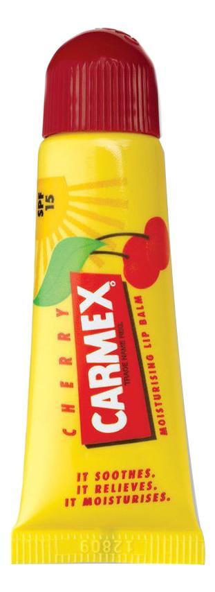 Бальзам для губ Lip Balm Tube Cherry 10мл горшок керамический орион d33см h24см 13л бежевый
