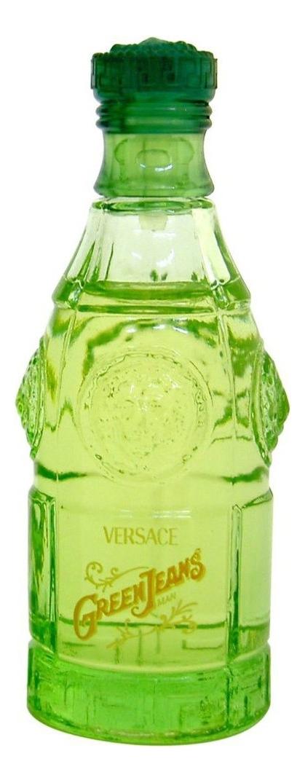 Versace Green Jeans: туалетная вода 75мл тестер недорого