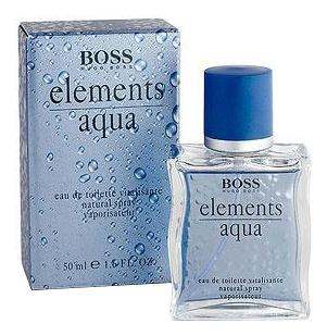 Hugo Boss Boss Elements Aqua: туалетная вода 50мл фото
