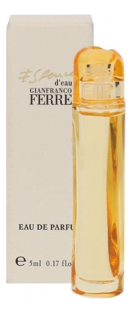Essence D'Eau: парфюмерная вода 5мл joyful парфюмерная вода 5мл