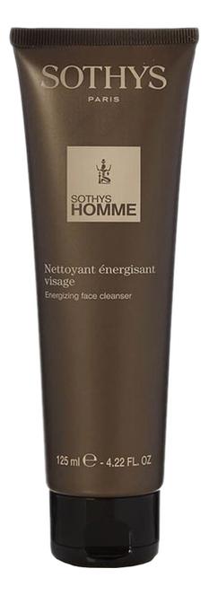Тонизирующее очищающее средство для лица 3 в 1 Homme Nettoyant Energisant Visage: Средство 125мл тонизирующее очищающее средство 2 в 1 weleda