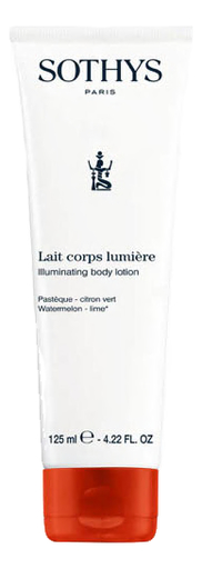Лосьон для тела Lait Corps Lumiere 125мл iso urea lait купить
