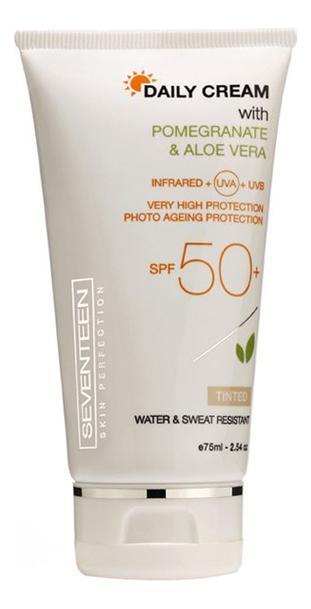 Дневной крем для лица с тонирующим эффектом Daily Cream SPF50 75мл крем с тонирующим эффектом эйвон