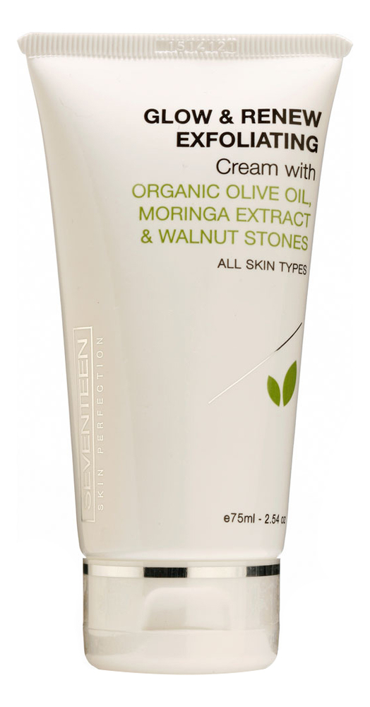 Отшелушивающий крем для лица Glow And Renew Exfoliating Cream 75мл