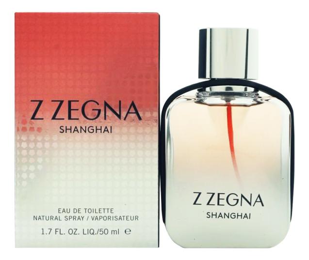цена на Ermenegildo Zegna Z Zegna Shanghai: туалетная вода 50мл