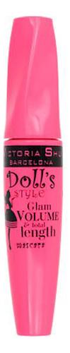 Тушь для ресниц Dolls style Glam Volume & Total Length 11мл