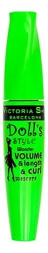 Тушь для ресниц Dolls Style Wonder Volume & Length Curl 11мл