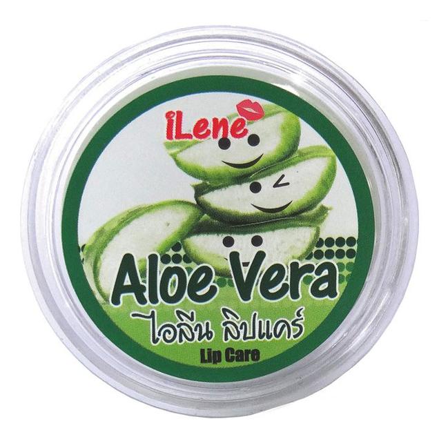 Увлажняющий бальзам для губ Aloe Vera Natural Lip Moisturizer 10г (алоэ вера) недорого