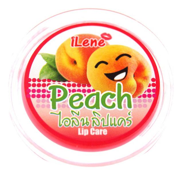 Увлажняющий бальзам для губ Peach Natural Lip Moisturizer 10г (персик) недорого