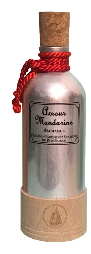 Amour Mandarine: парфюмерная вода 100мл