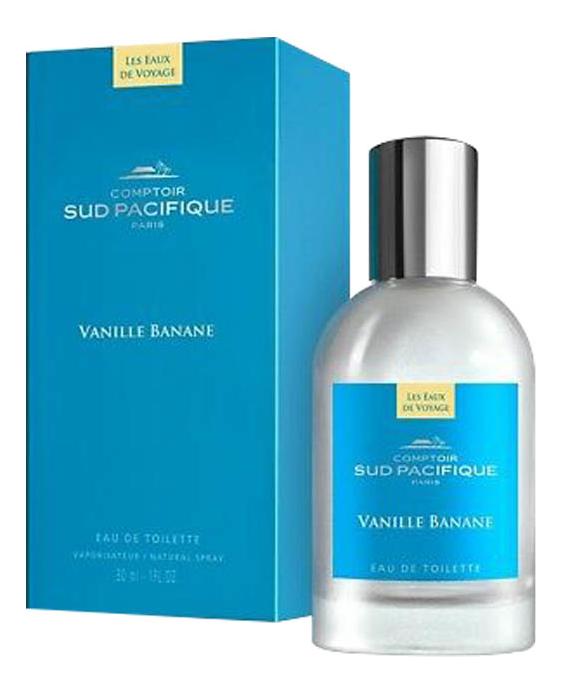 Купить Vanille Banane: туалетная вода 30мл, Comptoir Sud Pacifique