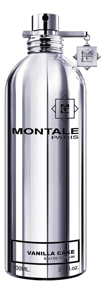 Montale Vanilla Cake: парфюмерная вода 100мл тестер