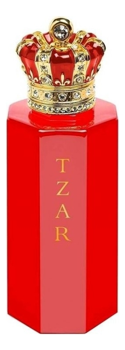 Royal Crown Tzar: парфюмерная вода 100мл