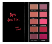 Ardell Палетка помад Beauty Pro Lipstick Palette Natural 8г