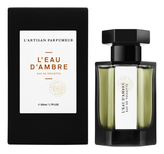 L'Eau De Ambre: туалетная вода 50мл