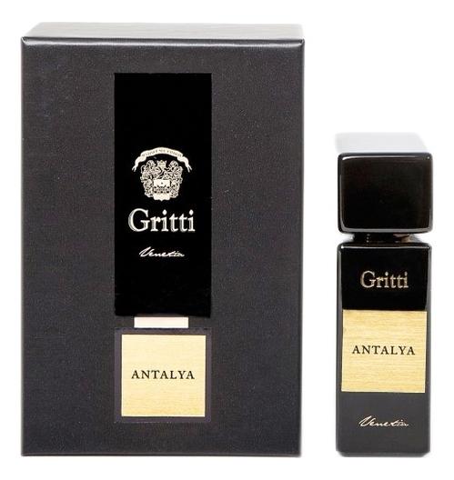 Dr. Gritti Antalya: парфюмерная вода 100мл gritti damascus парфюмерная вода 100 мл