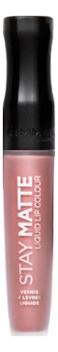 Купить Жидкая матовая помада для губ Stay Matte Liquid Lip Colour 5, 5мл: No 220, Rimmel