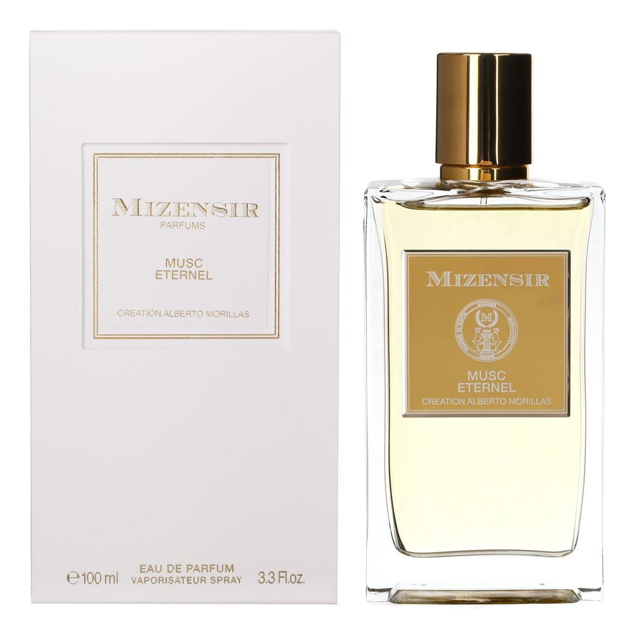 Musc Eternel: парфюмерная вода 100мл недорого