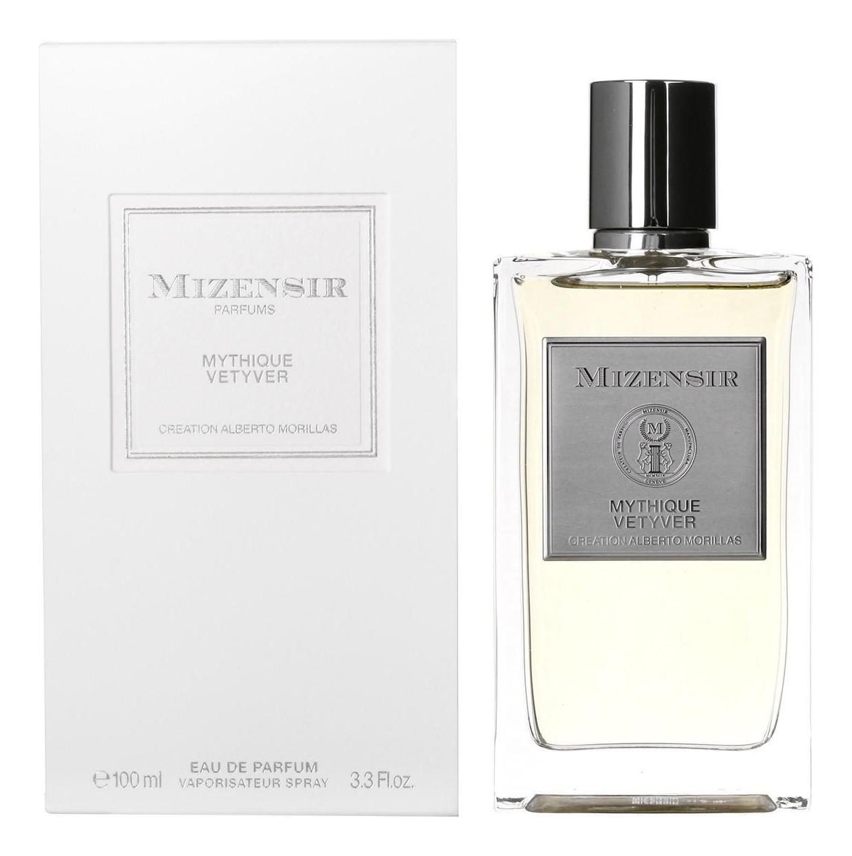 Купить Mythique Vetiver: парфюмерная вода 100мл, Mizensir