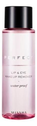 Средство для снятия макияжа Perfect Lip & Eye Make-Up Remover Water-Proof 100мл