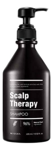 Шампунь для волос Scalp Therapy Shampoo 400мл