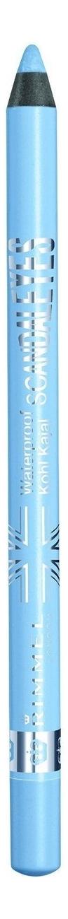 Фото - Карандаш для глаз Scandaleyes Waterproof Kohl Kajal 1,2г: No 008 карандаш для глаз автоматический rimmel exaggerate 0 28 мл