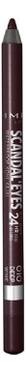 Фото - Карандаш для глаз Scandaleyes Waterproof Kohl Kajal 1,2г: No 010 карандаш для глаз автоматический rimmel exaggerate 0 28 мл