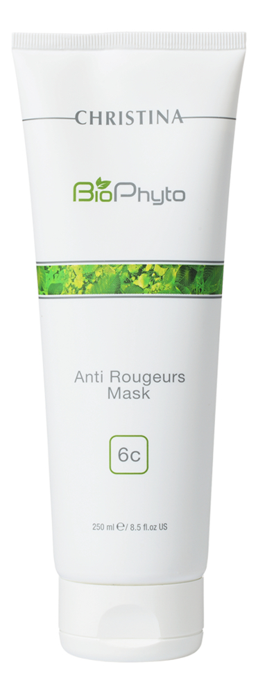 Купить Противокуперозная маска для лица Bio Phyto Anti Rougeurs Mask 6c 250мл, CHRISTINA