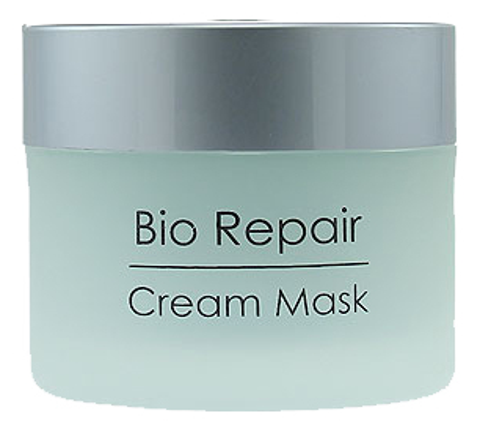 Питательная маска для лица Bio Repair Cream Mask 50мл yimaautotrims middle control gear shift multimedia cover trim interior mouldings fit for mercedes benz gle w166 2016 2017 2018