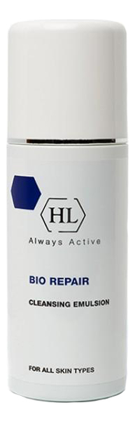 Эмульсия для снятия макияжа Bio Repair Cleansing Emulsion 250мл holy land multivitamin cleansing gel