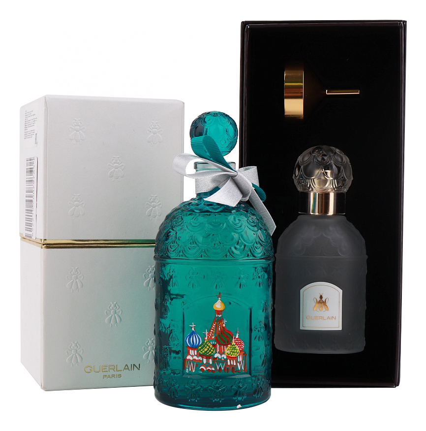 Guerlain Cruel Gardenia: парфюмерная вода 125мл (Colourful Bottles)