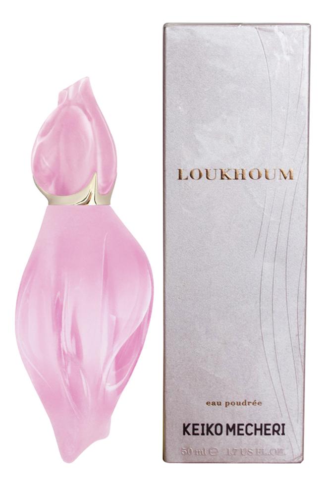 Купить Loukhoum Eau Poudree: парфюмерная вода 50мл, Keiko Mecheri
