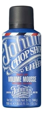 Johnny's Chop Shop Мусс для объема волос Max Up Volume Mousse 150мл