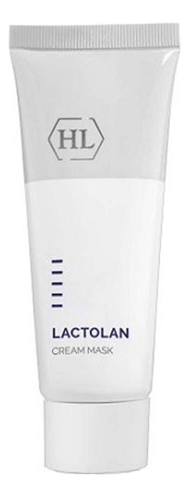 Питательная крем-маска для лица Lactolan Cream Mask 70мл