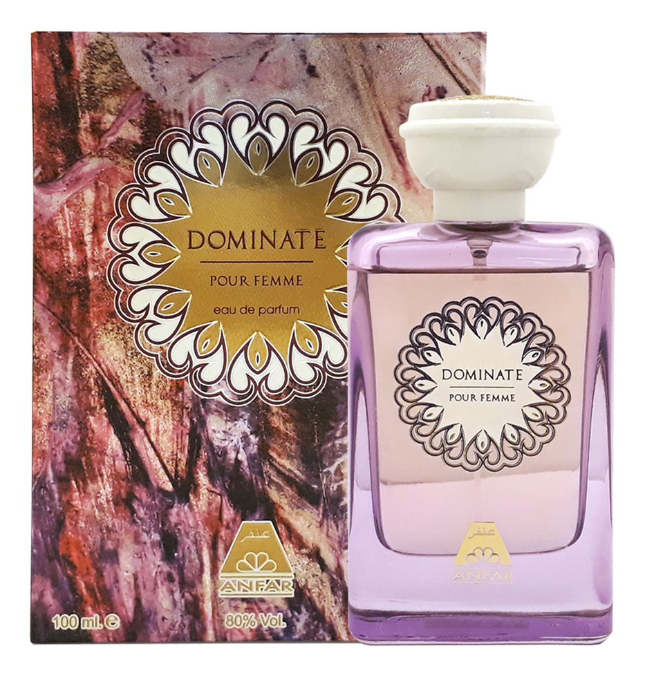 Купить Dominate: парфюмерная вода 100мл, Oudh Al Anfar
