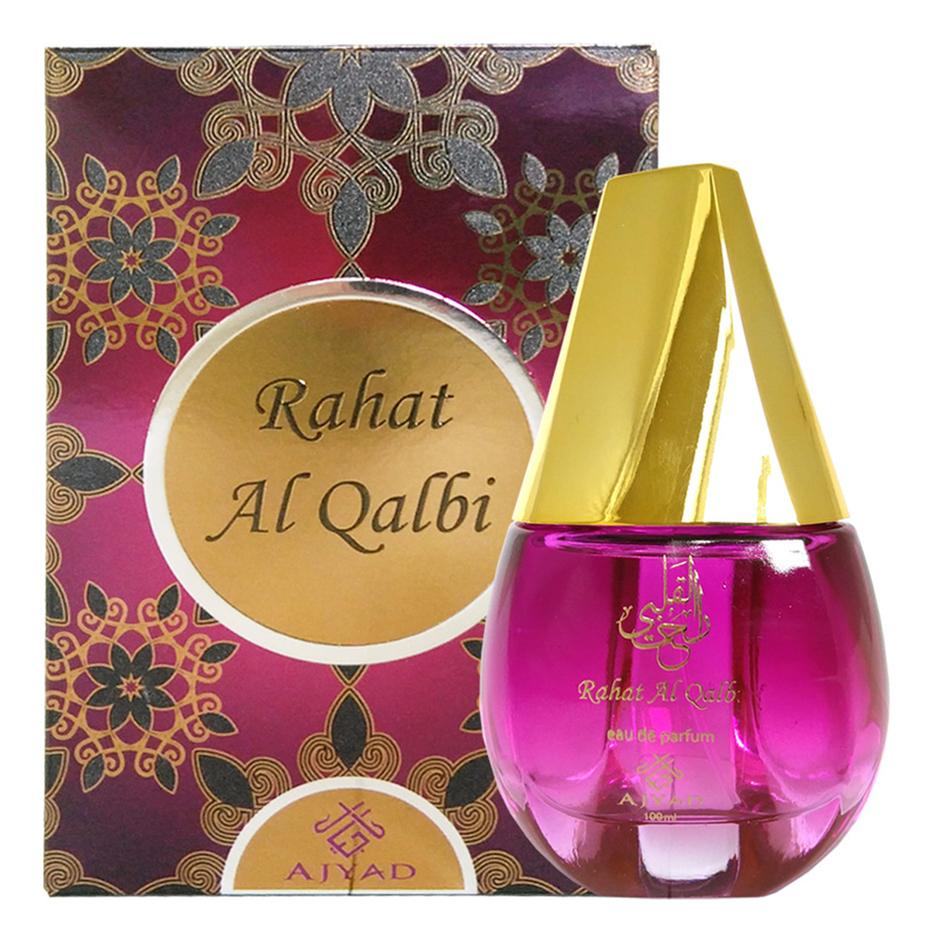 Купить Rahat Al Qalbi: парфюмерная вода 100мл, Ajyad