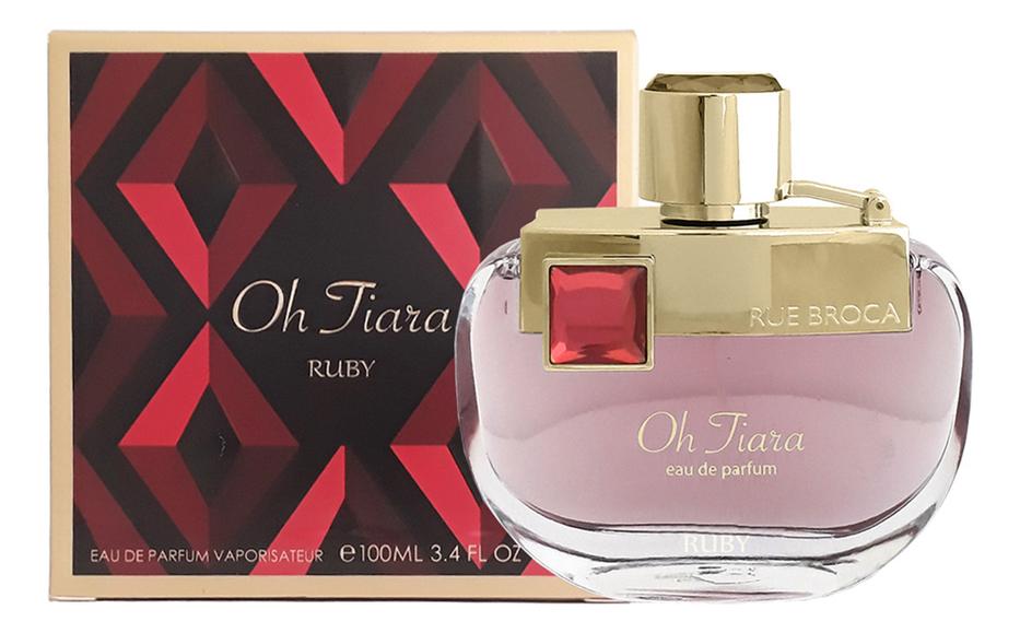 Купить Oh Tiara Ruby: парфюмерная вода 100мл, Rue Broca