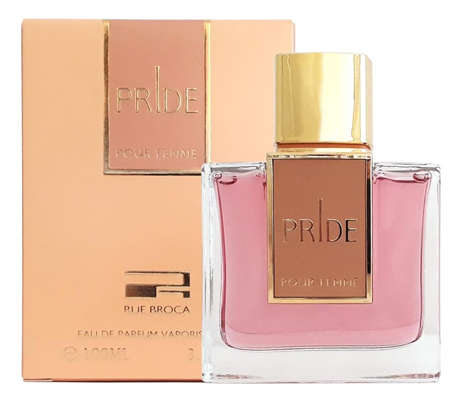 Купить Pride Pour Femme: парфюмерная вода 100мл, Rue Broca
