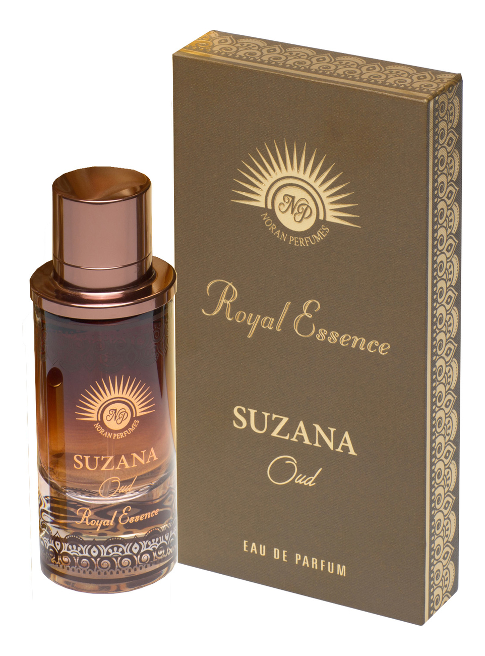Noran Perfumes Suzana Oud: парфюмерная вода 75мл фото
