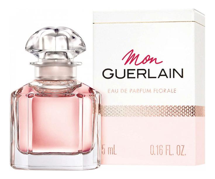 Mon Guerlain Florale: парфюмерная вода 5мл guerlain mon guerlain парфюмерная вода 50мл