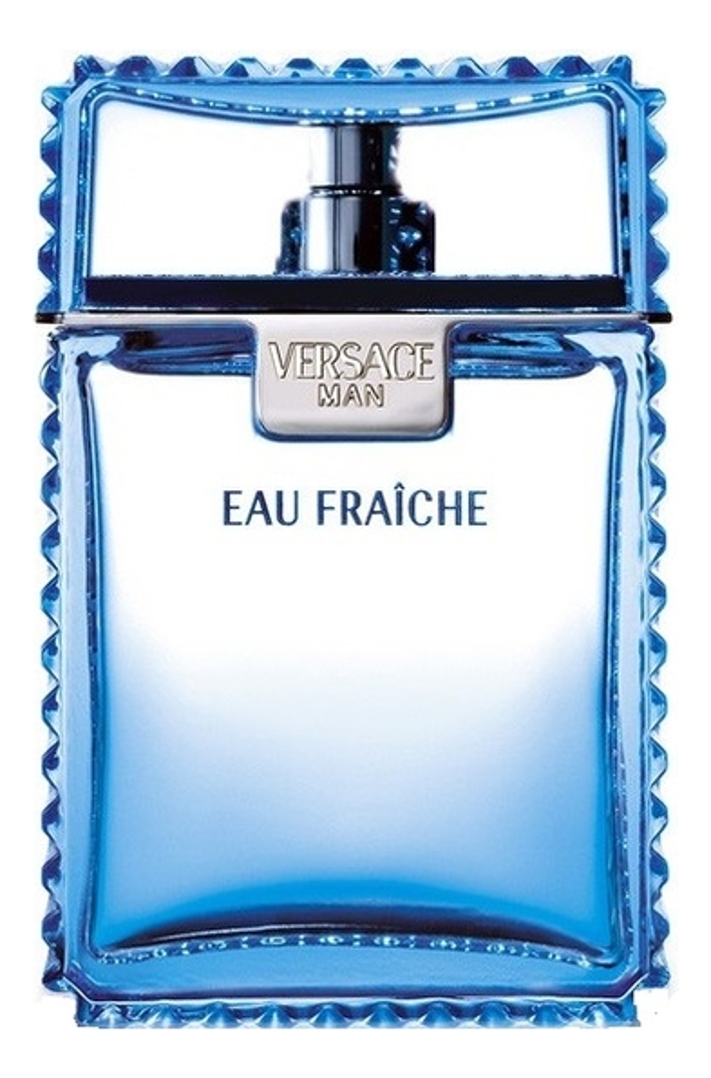 Versace Eau Fraiche Man: туалетная вода 100мл тестер versace eau fraiche туалетная вода 30 мл