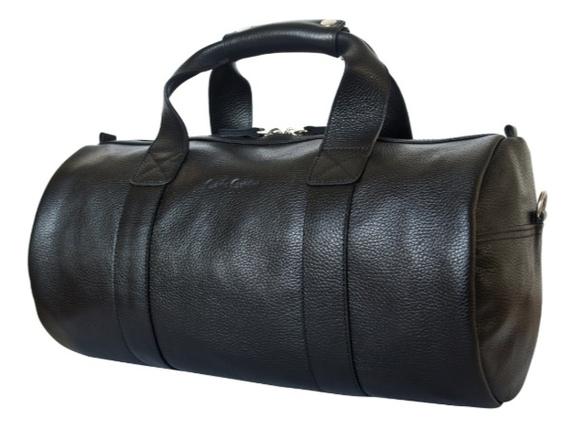 Дорожная сумка Dossolo Black 4017-01 кожаная дорожная сумка carlo gattini normanno 4007 4007 01