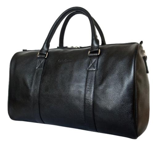 Дорожная сумка Noffo Black 4018-01 кожаная дорожная сумка carlo gattini normanno 4007 4007 01