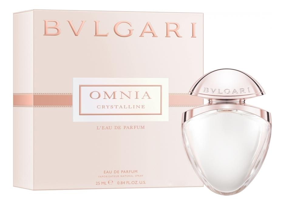 Omnia Crystalline L'eau de Parfum: парфюмерная вода 25мл недорого