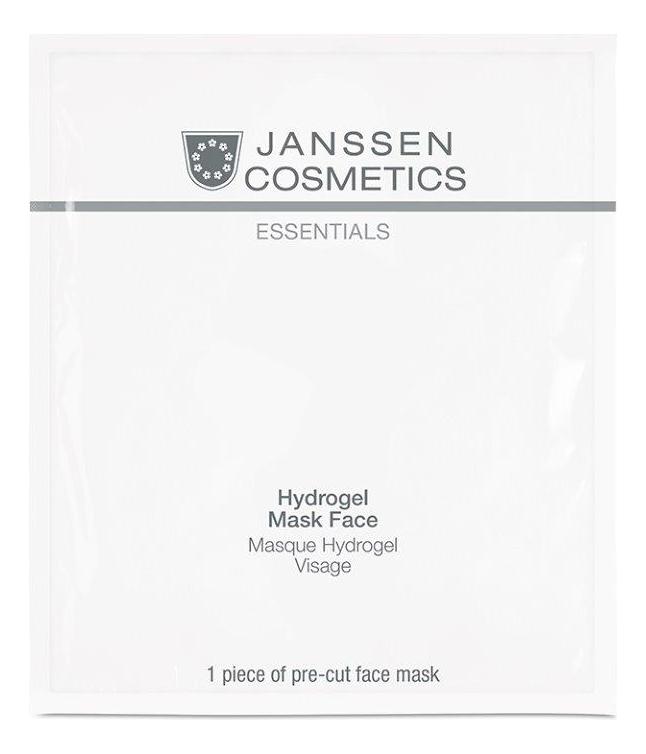 Укрепляющаягидрогелевая маска для лица Essentials Hydrogel Mask Face 1шт klapp маска гидрогелевая a classic hydrogel face mask 3 шт