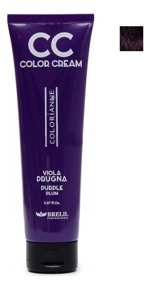 Колорирующий крем для волос CC Color Cream 150мл: Durple Plum недорого