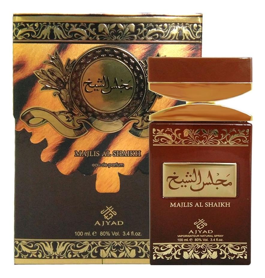 Купить Majlis Al Shaikh: парфюмерная вода 100мл, Ajyad