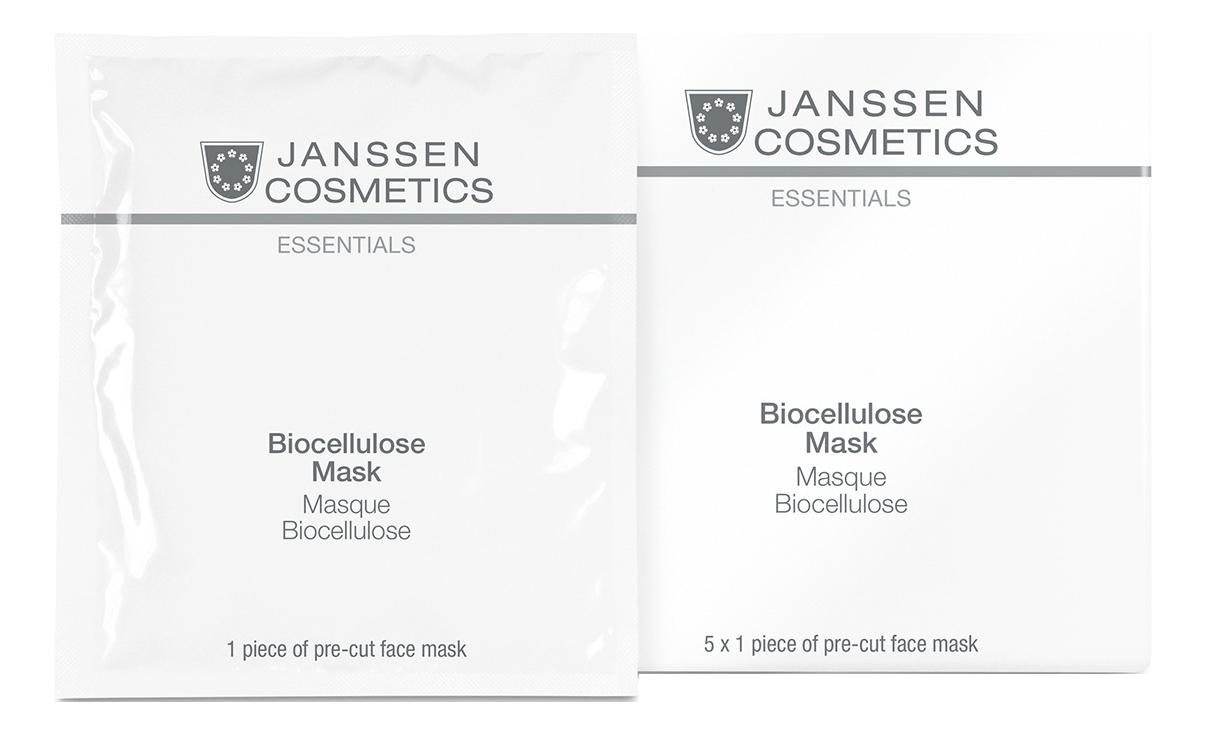 Биоцеллюлозная лифтинг-маска для лица Biocellulose Mask 1шт jayjun biocellulose mask