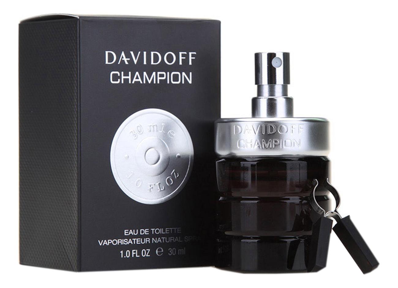 Davidoff Champion: туалетная вода 30мл